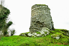 Elagh Castle, Elaghmore County Londonderry (Salmix_ie) Tags: elagh castle ruin derry county londonderry northern ireland elaghmore odohertys john cahir odoherty four masters burt buncrana bridgend nikon nikkor d500 january 2019