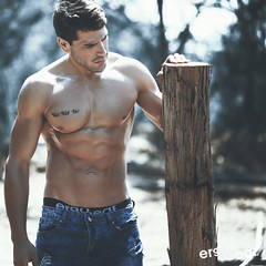 ERGOWEAR-EW0131-MAX-Mesh-bikini-grey_b (ergowear) Tags: latin hunk bulge lumberjack outdoor sexy ergonomic men pouch underwear
