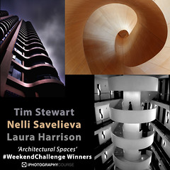 #WeekendChallenge Winners Architectural Spaces (iPhotographyCourse) Tags: architecture buildings black white curves composition monochrome photographytutorial photographer photography photoshop photomanipulation photo photographygame photographycompetition photographyblog photographyclass photographytips photocourse photographyportrait photographyarticle photographyguide photographylesson iphotography elearning exposure learnphotography learn learning learnfromhome distancelearning art