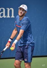 Marcelo Demoliner (Carine06) Tags: usopen 2018 flushingmeadows corona newyork practice kt20180826272 tennis marcelodemoliner