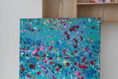 Pegasus–60x60cm Acrylic on Canvas by Kinga Ogieglo  Close (Kinga Ogieglo Abstract Art) Tags: art abstractart abstractpainting abstractartist kingaogieglo kinga ogieglo painting artwork artworks buyart gallery artlover artcollector abstractartwork acrylicpainting galaxyart artforsale abstractpaintings abstract paintings fineart buyabstractart abstractacrylic