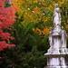 """Cincinnati - Spring Grove Cemetery & Arboretum """"Autumn Curtains"""""""