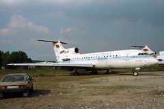 -42314 Yakovlev Yak-42 Aeroflot (pslg05896) Tags: zia uubw moscow zhukovsky 42314 yakovlev yak42 aeroflot liizhukovsky