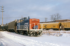 GTW 1514 Saginaw (Martin W. Burk) Tags: system chessie csx gt gtw grand trunk western michigan trains railroad train saginaw bay city mi durand tsby fallen flags detroit toledo shore line dts central cmgn mackinac mackinaw dm river