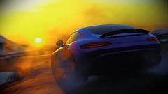AMG GT S (nicksoptima) Tags: driveclub racing game ps4 amg mercedes screenshot