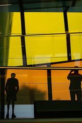 Melbourne, Victoria, Australia. 2019-0118 14:48:33 (s2art) Tags: ngv melbourne victoria australia art light exhibtion slkefy selfie canon g9x mkii silhouettes shadows shadow orange yellow windows gallery culture artculture auspctaggedpc3000 melpc3000 melbournepc3000 slv exhibitions grid sqaures oblongs squaresoroblongs