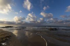 La luz del mar (R'Lay) Tags: mar playa paisaje cielo marino luzdeldía díadesol agua nubes