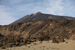 El Teide from Minas de San Jose
