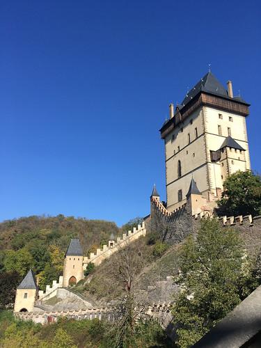 Karlštejn Castle (Exterior II)