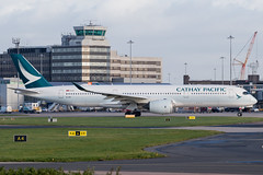 Cathay Pacific A350-900 (Martyn Cartledge / www.aspphotography.net) Tags: a350900 a350xwb aerodrome aeroplane air airbus aircraft airline airliner airplane airport aspphotography aviation blrn cartledge cathaypacific civilairline civilairliner flight fly flying jet man manchester martyn plane runway transport wwwaspphotographynet uk asp photography flywinglets wwwflywingletscom