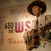 Hank Williams in wax