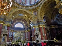 St. Stephen's Basilica (Normann) Tags: hungary budapest basilica church