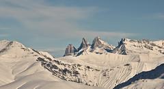 Quelque part sur Terre ... (Moments de Capture) Tags: aiguillesdarves mountain montagne paysage lanscape neige snow savoie alpes