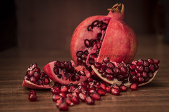 """Pomegranate said, """"I can heal who is sick and ill, how can I help someone, who's ROTTEN from inside"""" (PKG Photography) Tags: alcohol drugs love life abuse abusive addiction cherish prevention delight elation excitement enthusiasm exhilaration exuberance mocktail cocktail glass blue soda oranges pkgphotography pomegranate red seeds healthy fruit stilllife lowkey lowkeyfood lowkeyfoodphotography"""