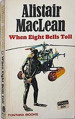 When Eight Bells Toll (samo_gone) Tags: renato fratini fontana books illustration