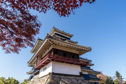 Matsumoto castle keep /6
