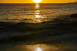 Sunset at La Tejita