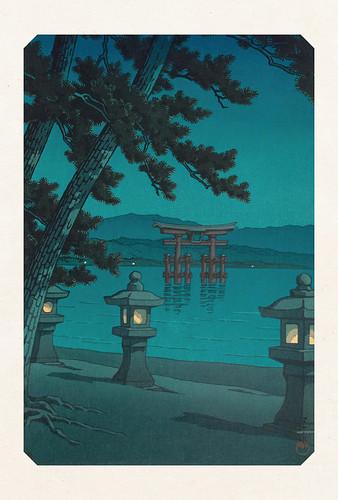44-Carte postale // 10x15cm // Miyajima