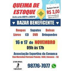 ⚠ SÃO GONÇALO - RJ (BBT) Organizadores: Curupira Urbano e Associação Esportiva da Covanca Data: 16/11 e 17/11 Horário:  09hs ás 17hs Local: Associação Esportiva da Covanca, Rua Marechal Floriano Peixoto, 1480, Covanca, Rio de Janeiro - RJ CEP: 24425-470 P (garimpasso) Tags: instagramapp square squareformat iphoneography uploaded:by=instagram