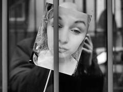 self portrait 17112018 (Davide Comotti) Tags: sel portrait bw ritratto bianco nero