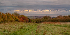 Another cloudy day (Through Bri`s Lens) Tags: sussex lancingring autumn autumncolour clouds cloudy fields brianspicer canon5dmk3 canon1635f4