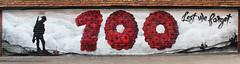 Lest We Forget! (clivea2z) Tags: unitedkingdom greatbritain england berkshire reading armistice armisticesunday greatwar poppy poppyday remembrancesunday tilehurst