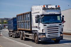 BW88726 (18.05.25, Østhavnsvej, Oliehavnsvej)DSC_8788_Balancer (Lav Ulv) Tags: 249106 østhavnsvej portofaarhus r480 topline johssørensensønner scania rseries pgrseries scaniarseries e5 euro5 6x24 2009 white rigid trailer rolloffcontainer driveranker truck truckphoto truckspotter traffic trafik verkehr cabover street road strasse vej commercialvehicles erhvervskøretøjer danmark denmark dänemark danishhauliers danskefirmaer danskevognmænd vehicle køretøj aarhus lkw lastbil lastvogn camion vehicule coe danemark danimarca lorry autocarra danoise vrachtwagen