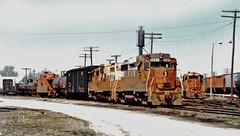 ICG GP30 No. 2267 Decatur, Illinois (itcrrfan) Tags: decaturillinois icg ic gp30 2267