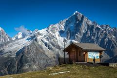 CHAMONIX MOUNTAINS 3 (Fredy Laguna) Tags: aiguilledumidi bluesky danger europe european mointains montblanc park peaks snow sport summer winter