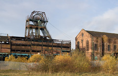 Chatterley Whitfield 08 nov 18 (Shaun the grime lover) Tags: autumn derelict industrial coal mine colliery tunstall chell staffordshire chatterleywhitfield pit pithead headgear headstock hesketh