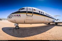 [DMA.2014] #US.Navy #McDonnell.Douglas #DC9 #C-9B #Skytrain.II #164607 #N934NA #1978-2005 #awp (CHR / AeroWorldpictures Team) Tags: usnavy mcdonnell douglas c9b skytrain ii dc9 dc930 dc932cf 47428 669 164607 named cityofdublin c9bskytrainii19782005 dc933rc longbeach ca usa iberia ib ibe ecbyk ciudaddebadajoz dac mdc n521md cnv rx607 nasa n934na preserved boneyard kdma tucson az arizona pima air space museum davismonthan dma nikon d300s raw fisheyes nikkor lightroom aeroworldpictures 2014 awp