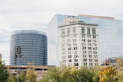 ArtPrize 2017-1894 (kezoo) Tags: 2017 artprize grandrapids reflection city cityscape