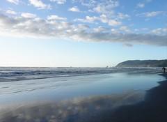 (pris matic) Tags: photographer cannonbeachoregon cannonbeach oregon pacificocean clouds reflections oregoncoast pacificnorthwest pnw