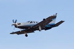 Private Socata TBM-930 N930YY (jbp274) Tags: crq kcrq cld airport airplanes mcclellanpalomar socata tbm tbm930
