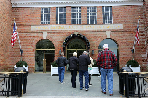 The Baseball Hall of Fame and Museum, Cooperstown, New York