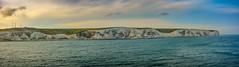 ... cliffs ... (wolli s) Tags: dover uk white coast england panorama whitecliffs vereinigteskönigreich gb nikon d7100 stitched