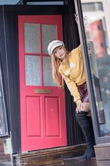 DSC_6866 (Robin Huang 35) Tags: devi 忠孝敦化商圈 街拍 人像 portrait lady girl nikon d850 大安區 臺北市 臺灣 tw