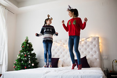 10 Best Holiday Plans For The Cool Aunt To Make With Her Favorite Kids (alsfakia) Tags: wisdom by alexandros g sfakianakis anapafseos 5 agios nikolaos 72100 crete greece 00302841026182 00306932607174 alsfakiagmailcom beautiful bed bedroom caucasian celebration child christmas christmastree crazy december family female festive friend girl happiness happy horizontal indoor joy jump jumping kid lifestyle littlegirl people pretty sister sisterhood smile smiling together two wild winter woman xmas young youth