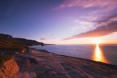 West Coast Sunset (Tim Bow Photography) Tags: timbowphotography timboss81 newzealand newzealandlandscapes landscapes travelphotography punakaiki longexposure sunset sunsetcolours sea westcoast westcoastnewzealand