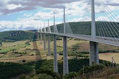 Viaduc de Millau (etisdefo) Tags: viaduc millau pont bridge landscape paysage france aveyron ouvragedart