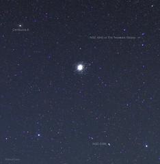 Omega Centauri and neighbourhood (neerajladia) Tags: canon 700d astrophotography deepskyobjects deepsky nightsky omega centauri centaurus centaurusa astrometrydotnet:id=nova3162666 astrometrydotnet:status=solved