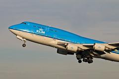 Boeing 747 PH-BFG KLM (Jarco Hage) Tags: schiphol amsterdam ams eham byjarcohage aviation airplane vliegtuig aircraft vliegtuigen nederland netherlands airport boeing 747 phbfg klm jumbo