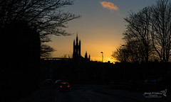 Aberdeen 12 January 2015-0002.jpg (JamesPDeans.co.uk) Tags: timeofday sunset aberdeen gb printsforsale steeple silhouette religion unitedkingdom spire greatbritain scotland britain church tower wwwjamespdeanscouk forthemanwhohaseverything architecture jamespdeansphotography landscapeforwalls europe uk digitaldownloadsforlicence