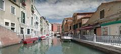 17 (ERREGI 1958) Tags: canale rio venezia acqua water veneto italia italy venice barche motoscafi