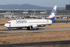 Boeing 737 -8HC(WL) SUNEXPRESS TC-SEI 61170 Francfort septembre 2018 (Thibaud.S.) Tags: boeing 737 8hcwl sunexpress tcsei 61170 francfort septembre 2018