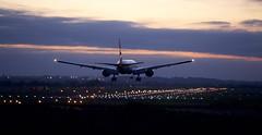 G-ZZZC (Kingfisher1951 David Ward) Tags: airliner boeing777236 britishairways bournemouthairport