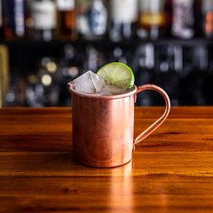 Moscow Mule (Chase Hoffman) Tags: eos denver colorado color chasehoffmanphotography chasehoffman fall autumn canon 5dmarkiv 5dmkiv canoneos5dmarkiv food sigma50mmf14dghsmart normal 50mm cocktail drink classiccocktail vodka