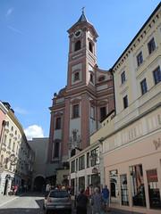Pfarrkirche St. Paul Passau 025 (Andras Fulop) Tags: passau germany nikon travel church kirche tower