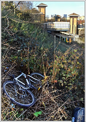 When I were a lad... (geoff7918) Tags: bike smethwickgaltonbridge 350103 liverpool birmingham