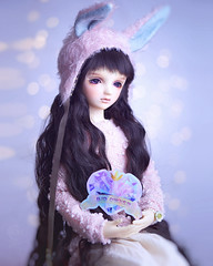 Liz (Muri Muri (Aridea)) Tags: bjd ball jointed doll volks super dollfie liz